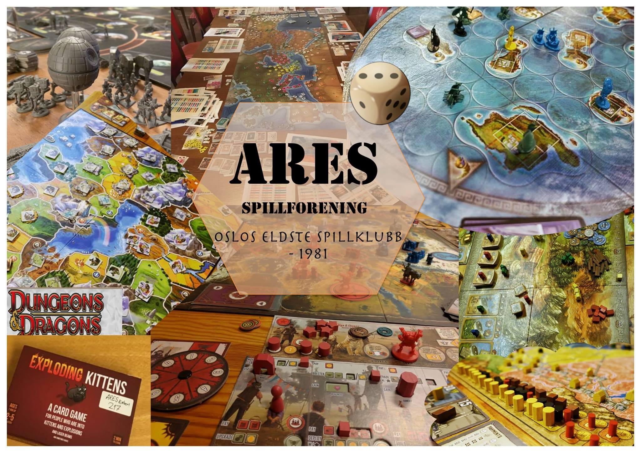 Bildet er utviklet av Arne O. Skaar for Ares