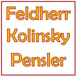 Feldherr Kolinsky Pensler