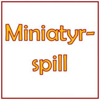Miniatyrspill