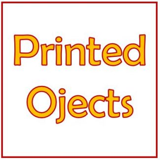 Printed Objects