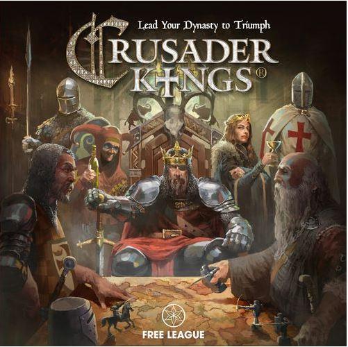 crusader kings kickstarter royal edition forhåndsbestilling