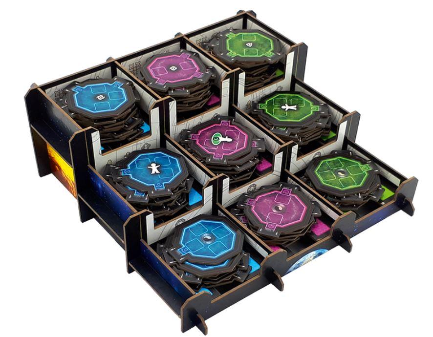 Space Gate Odyssey Grimfield Games